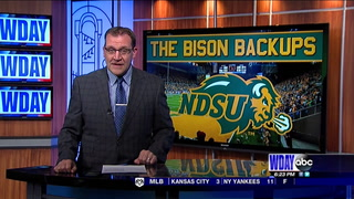 NDSU with new backup quarterback for next month