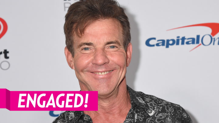 Dennis Quaid Shares Romantic Story of His Proposal to Fiancee Laura Savoie