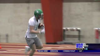 North Dakota at halfway point in spring practice