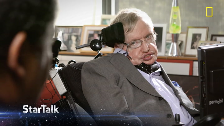 Stephen Hawking Knows Exactly What Happened Before the Big Bang