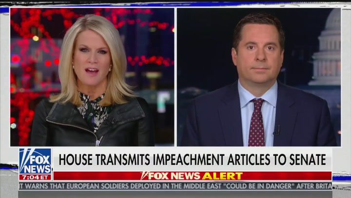 Devin Nunes Now Remembers Call With Lev Parnas