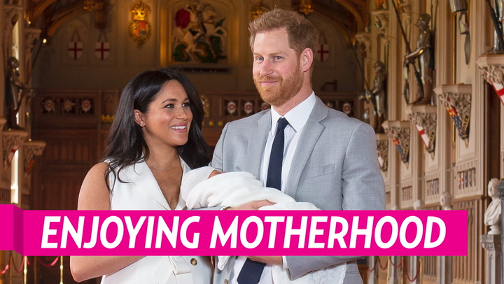Prince Harry Gives Update on 4-Month-Old Son Archie With Duchess Meghan: 'He Is Getting So Big'