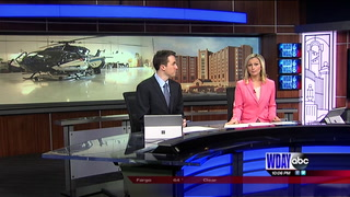New Sanford Medical Center looks forward to their more efficient AirMed