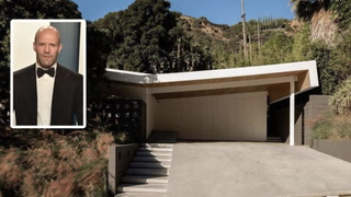 Jason Statham's $7M L.A. Home Reflects His Passion for Remodeling