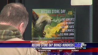 Record Store Day Out sees large turnout