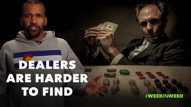 This Week in Weed: Dealers Are Harder to Find