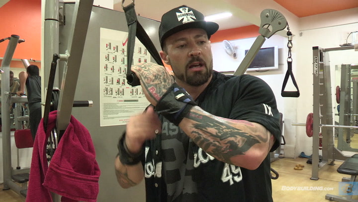 Kris Gethin Muscle Building  Week Trainer