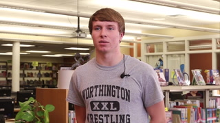 The Drill: Even-tempered WHS wrestler Donkersloot gets his edge on