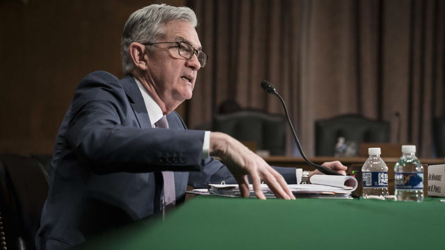 Fed Chair Powell tells senators that government benefits aren't holding back Americans from working