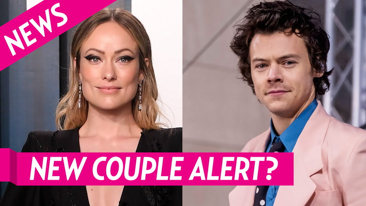 Olivia Wilde and Harry Styles Spotted Holding Hands After Her Split From Jason Sudeikis - cover
