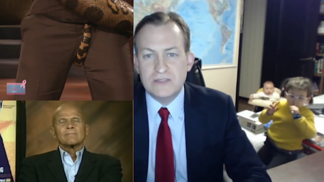 Five television interviews that went awry