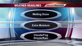 StormTRACKER Forecast: Fog Incoming!