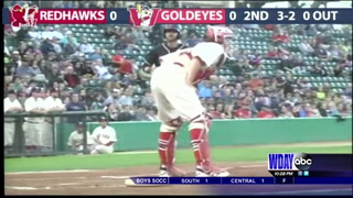 RedHawks blown out by Winnipeg