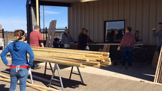 SCV Habitat Women Build