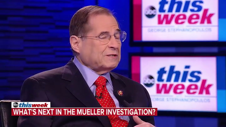 "House Judiciary chair: ""It's very clear"" Trump obstructed justice"