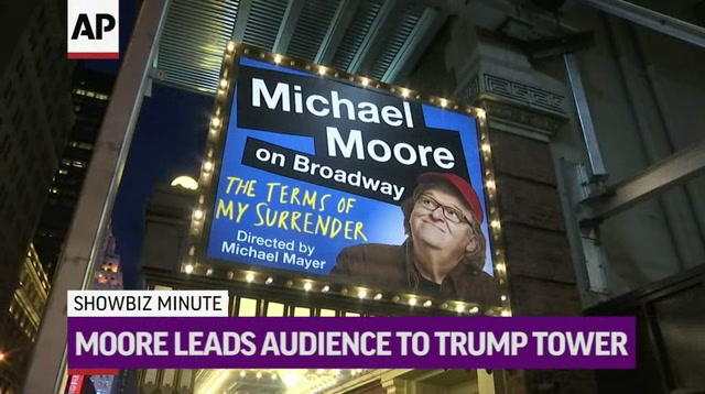 ShowBiz Minute: Moore, Craig, Elvis