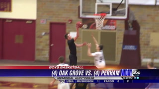 No. 4-ranked Perham stays undefeated with win over Fargo Oak Grove