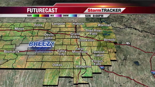 Earth Day Forecast: Sunny and Breezy