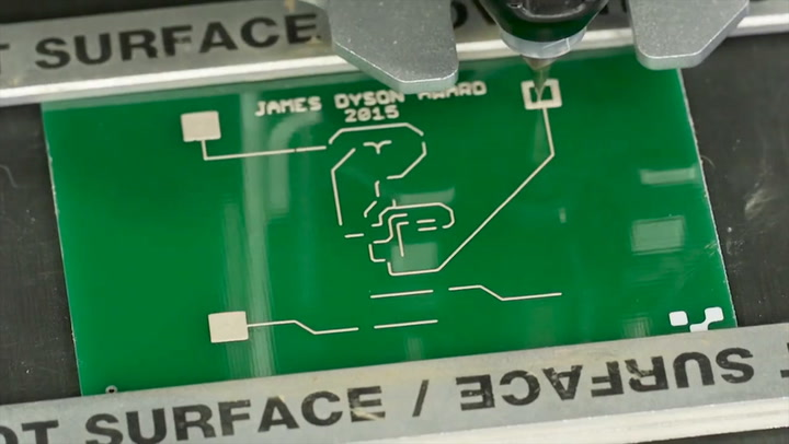 Print Your Own Circuit Boards At Home