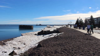 Duluth tops 50 degrees in February