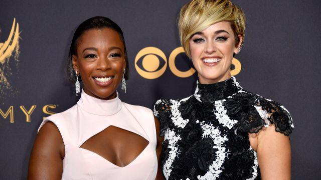 The Best Looks from the 2017 Emmys Red Carpet
