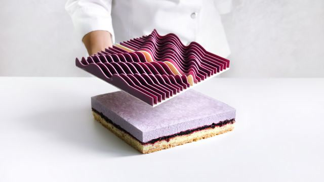Dessert Meets Design in These Mathematically Crafted Cakes