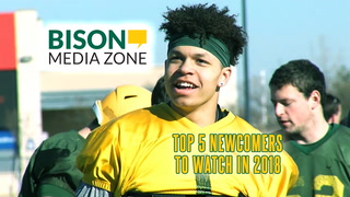 Top 5 Newcomers to Watch in 2018 – Christian Watson