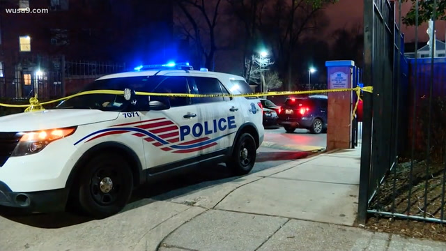 D.C. high school student fatally shot by masked gunmen