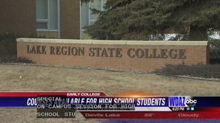 LRSC offering early college courses for high school students