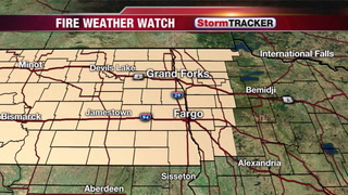 Fire Weather Watch Thursday