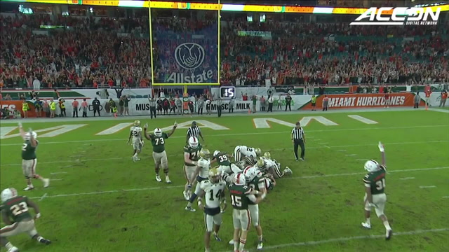 Miami Hurricanes Starting To Master The Comeback Win