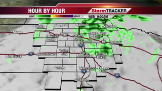StormTRACKER Weather Tuesday Night