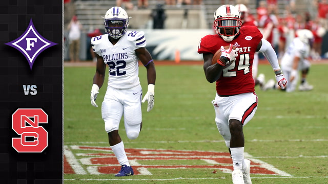 Furman vs. NC State Football Highlights (2017)