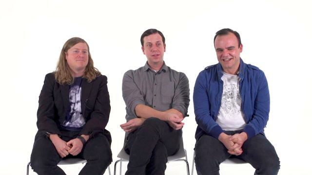 Future Islands Rate Keanu Reeves, Weed, and Tinder
