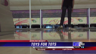 Grand Forks boy helps contribute to toys for tots program