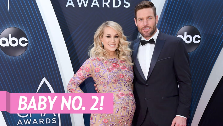Carrie Underwood Gives Birth, Welcomes Baby No. 2 With Mike Fisher