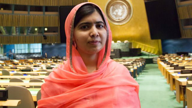 Why Malala Yousafzai Thinks Teenage Girls Will Save the World