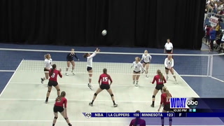 Vetter commits to UND for volleyball
