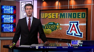 Arizona tops NDSU in NCAA regional 6-0