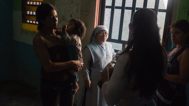 'The truth is things are worse': A mother waits in Caracas, desperate for aid