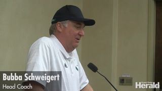 UND vs. Richmond Press Conference