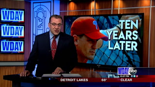 10 years later, Coste reflects on World Series Championship with the Phillies