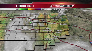 StormTRACEKER Forecast: Thursday Evening Forecast