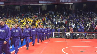 Ellsworth at State Team Wrestling