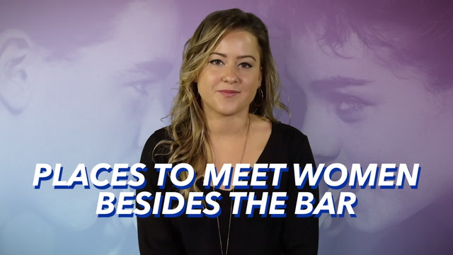 Places To Meet Women - Danielle Page