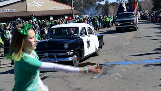 Crosslake's 44th Annual  St. Patrick's Day Parade