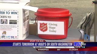 Salvation Army collects school supplies for area children