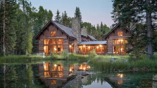 Luxurious Wyoming Fly-Fishing Estate Casts a Line for a New Owner