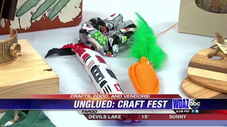 70 craft makers prepare for upcoming Unglued Craft Fest