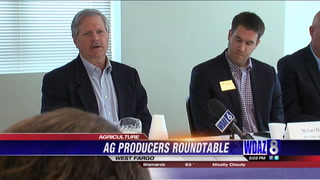 Hoeven holds roundtable for discussion on some federal regulations for farmers and ranchers